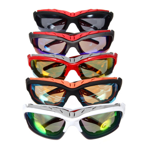 Unisex Sport Sunglasses Cycling Bicycle, Outdoor Eyewear Goggle Sunglasses - MooBooExpress