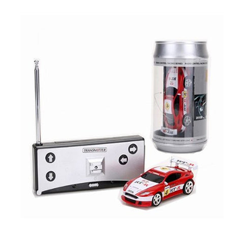 Coke Can Mini Radio Control Micro Racing RC Car
