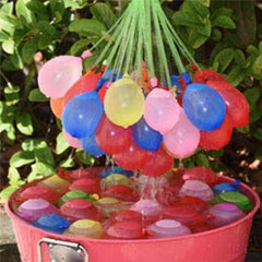 Water Balloon 6 Bunches=222pcs Ammo Water Bombs