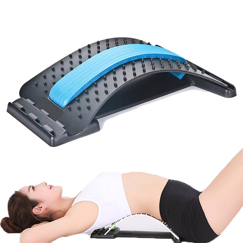 Spine Posture Corrector, Acupressure Stretcher Back Pain Lumbar Relax Support