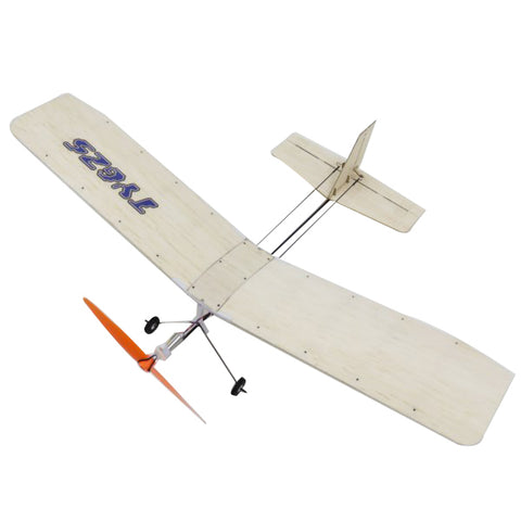 TY Model Wingspan Balsa Wood Laser Cut RC Airplane KIT - MooBooExpress