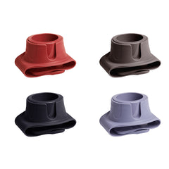 Honana Silicone Drink Holder Coasters