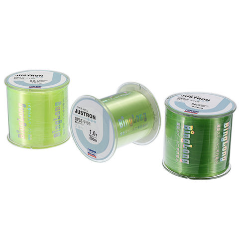 ZANLURE 500M High Flexibility Nylon Fishing Line, Fishing Four Color - MooBooExpress