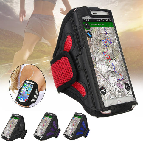 Sports Running Jogging Armband Case Phone for under 5.5 inches Cell Phone