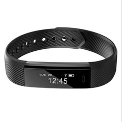 Fitness Tracker Smart Bracelet Step Counter, Activity Monitor Wristband