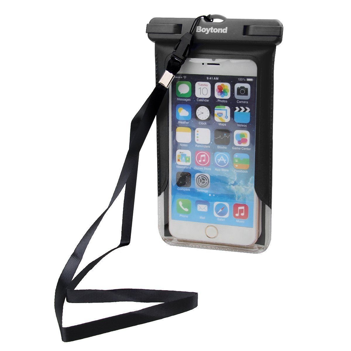 Waterproof Pouch Dry Bag Case Cover, Armband For Cell Phone