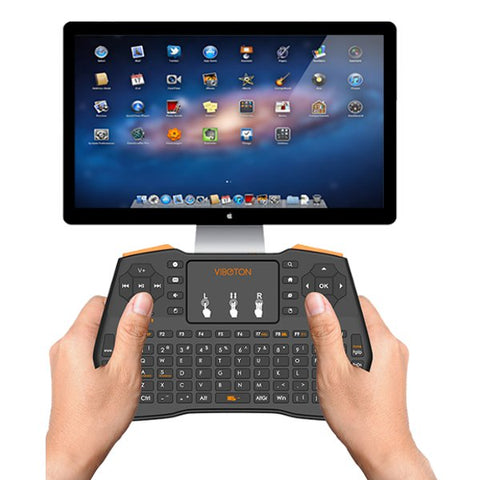 I8 Plus Mini Wireless Keyboard Touchpad Mouse For Electrics