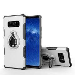 Ring Grip Stand Holder Case For Samsung Galaxy Note 8