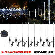 Solar Power Bubble LED Light Outdoor Garden Lawn Landscape Lamp