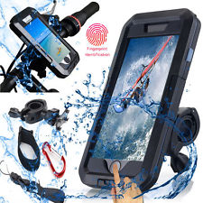 Waterproof Bike Motorcycle Handbar Case For iPhone 7 Plus/8 Plus