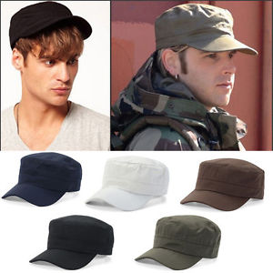 Adjustable Classic Plain Hat, Outdoor Sports Baseball Cap