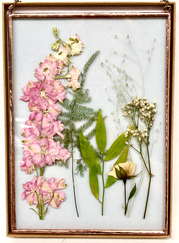 Wedding bouquet, bridal bouquet, wedding flowers, bridal flowers, framed flowers, preserve flowers, frame, wallhanging, pressed flowers,