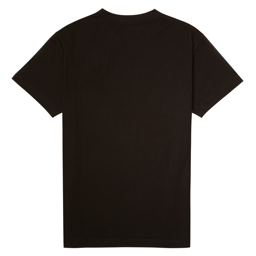 Load image into Gallery viewer, BLACK 'LOST IN TRANSLATION' SUPIMA T-SHIRT