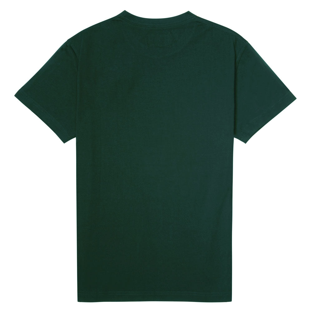 Load image into Gallery viewer, HUNTER GREEN LOGO SUPIMA T-SHIRT