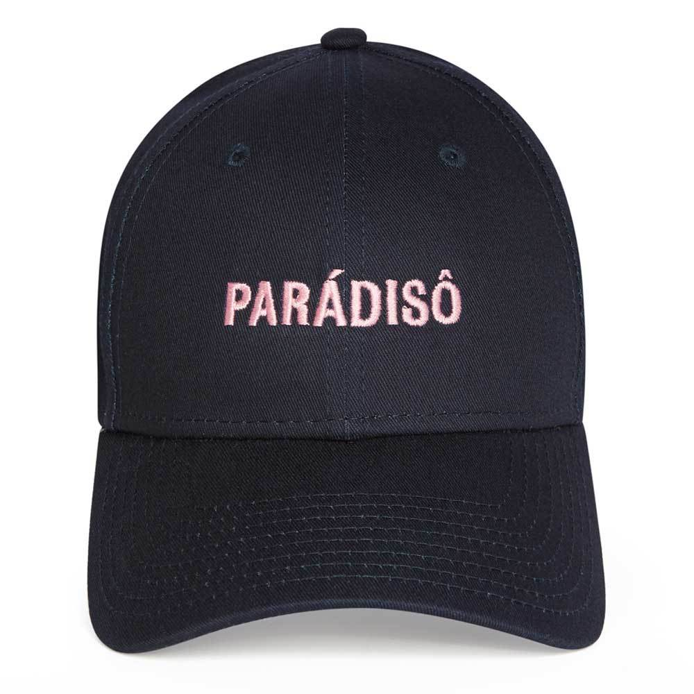 Load image into Gallery viewer, Paradiso Navy New Era 9Forty Cap Front