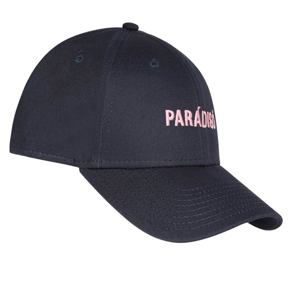 Load image into Gallery viewer, Paradiso Navy New Era 9Forty Cap Side