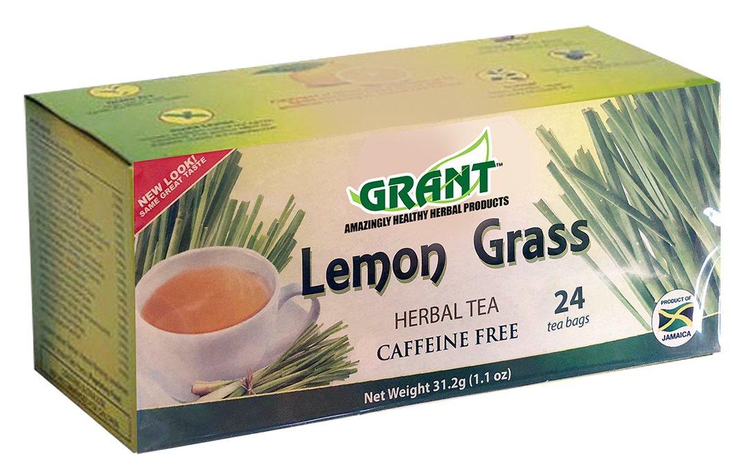 Lemon / Fever Grass Tea