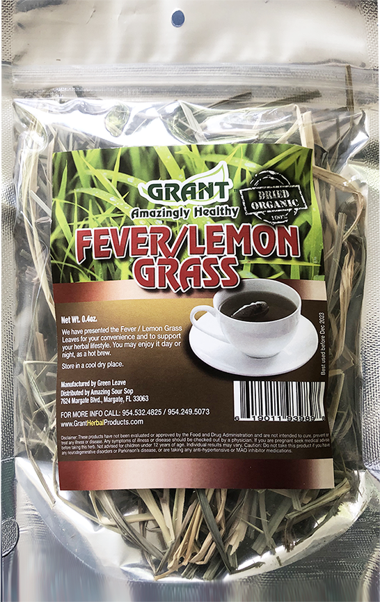 Fever / Lemon Grass