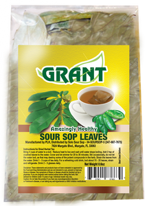 Sour Sop Leaves (0.6 oz)