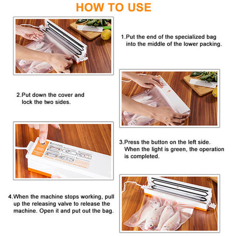 food-vacuum-sealer-howtouse