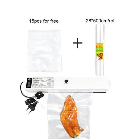 Image of Handy Food Vacuum Sealer