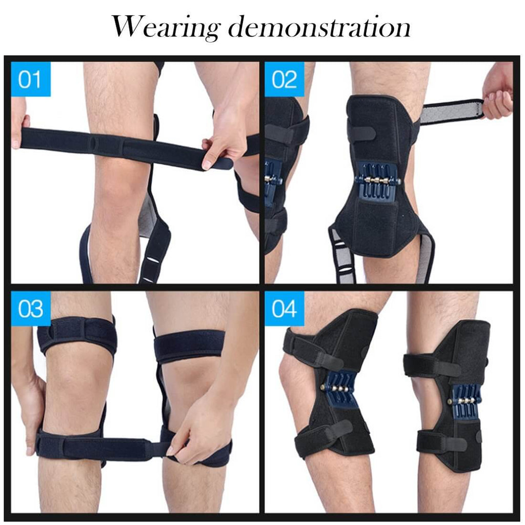 knee-stabilizer-hinged-support-brace-demonstration