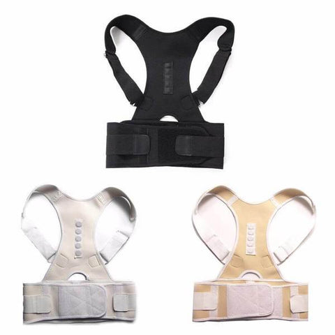 Image of Adjustable Magnetic Posture Corrector For Men & Women