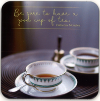 Mercy Tea Coaster - Single