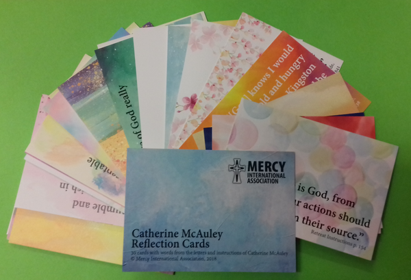 Catherine McAuley Reflection Cards