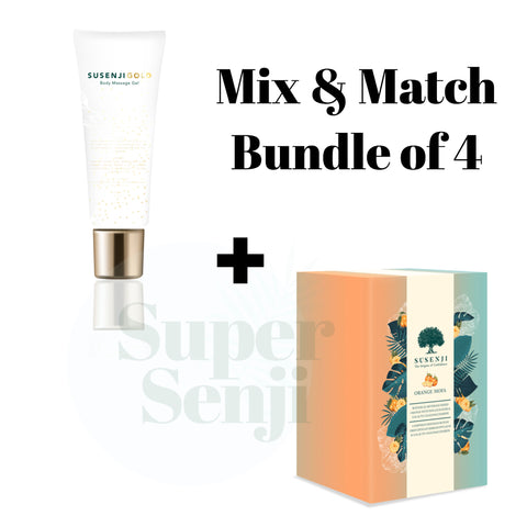 Mix & Match Bundle of Susenji Gold + Orange MOFA