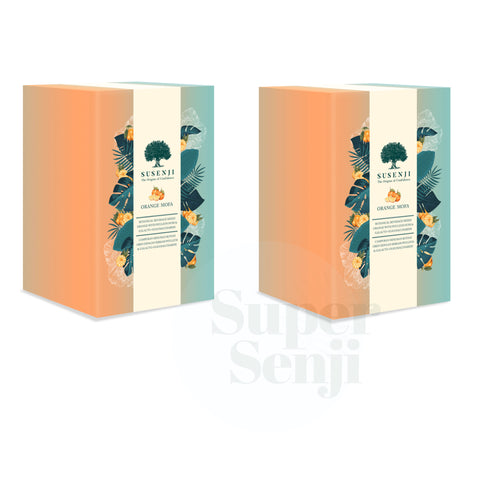 Susenji Drink Orange Mofa 2 Boxes Bundle