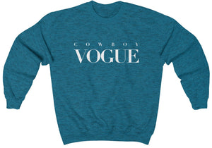 Cowboys VOGUE (sweatshirt) PREORDER