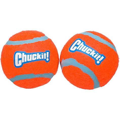 Chuckit! Small Tennis Balls, 2 pack
