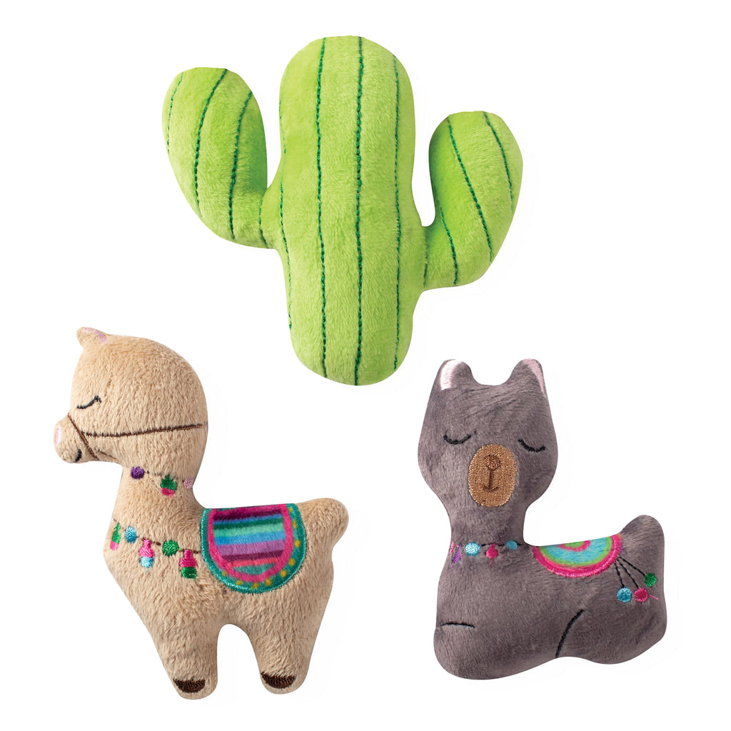 Llama Fun Mini Dog Toys