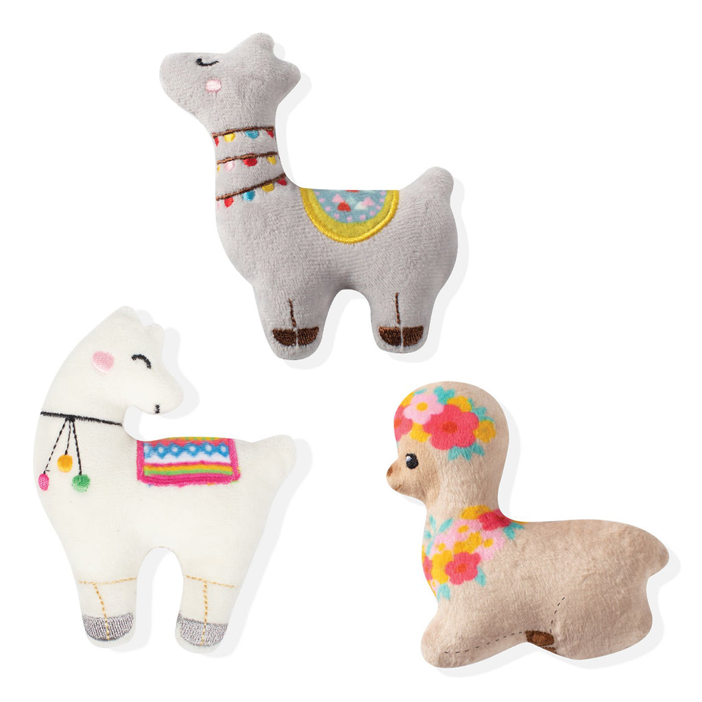 Llama Love Mini Dog Toys