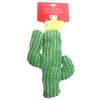 Christmas Cactus Dog Toy Back