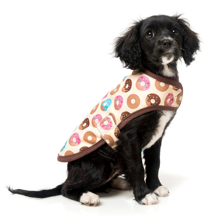 Donuts Wrap Vest for Dogs