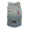 Rocker Denim Jacket for Dogs
