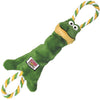 Tugger Frog Dog Toy