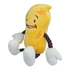Peanutty Plush Toy for Dogs
