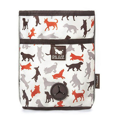 Deluxe Training & Treat Tote w/ Squeaker