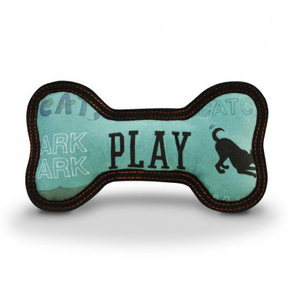 "Dog's Life ""Play"" Soft Toy Bone"