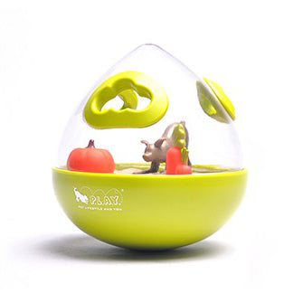 Wobbler Treat Ball Dog Toy