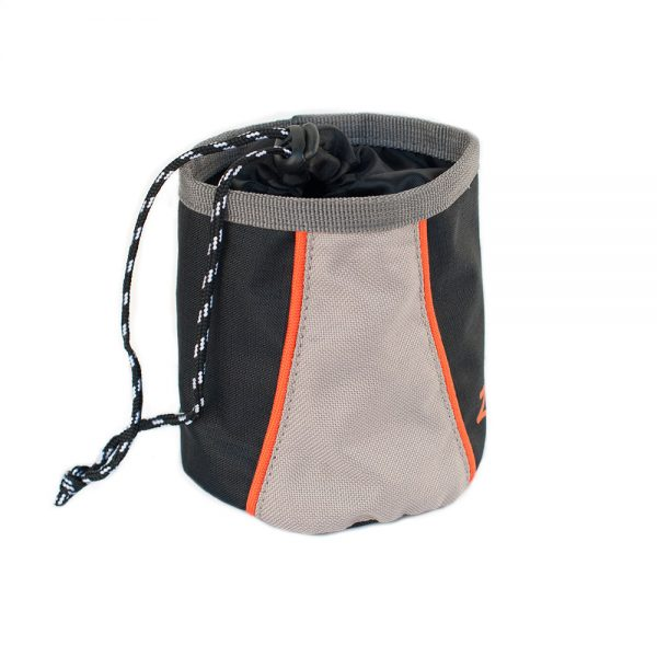 Treat Pouch in Volcano Black