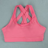 Criss Cross Back Sports Top - Plenty of Yoga