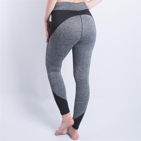 Two Toned  Yoga Pants - Plenty of Yoga