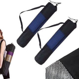 Nylon  Adjustable Strap Yoga Mat Bag - Plenty of Yoga