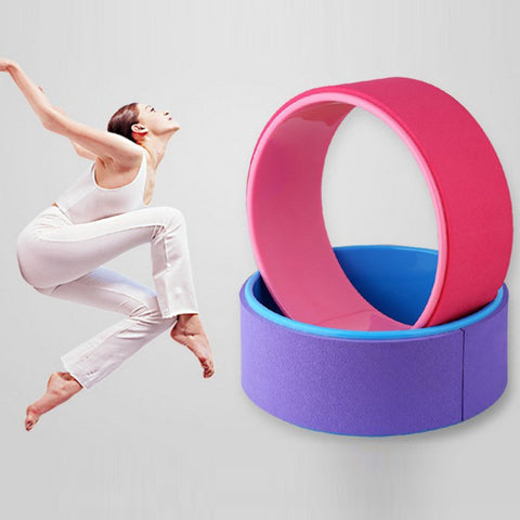Yoga Wheel - Plenty of Yoga