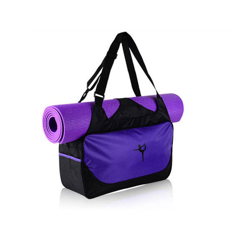 Yoga Fitness Bag - Plenty of Yoga
