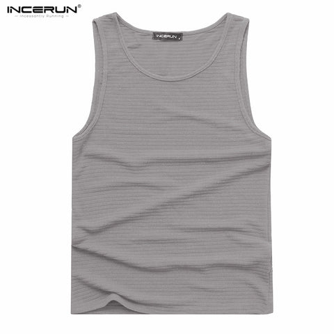Mens Tank Top - Plenty of Yoga